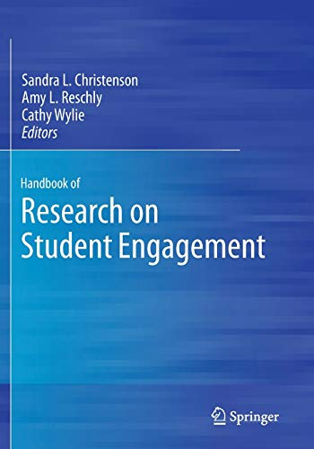 9781461467915: Handbook of Research on Student Engagement