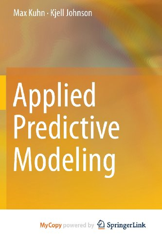 9781461468509: Applied Predictive Modeling