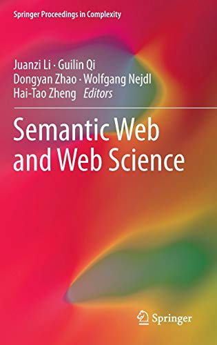 Semantic Web and Web Science: Juanzi Li