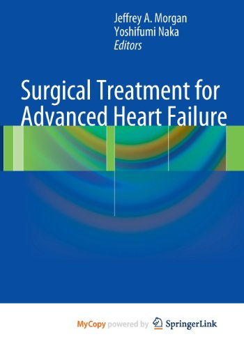 9781461469209: Surgical Treatment for Advanced Heart Failure