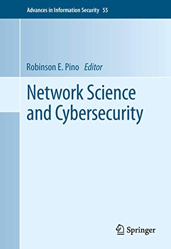 9781461475965: Network Science and Cybersecurity