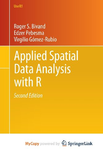 9781461476191: Applied Spatial Data Analysis with R