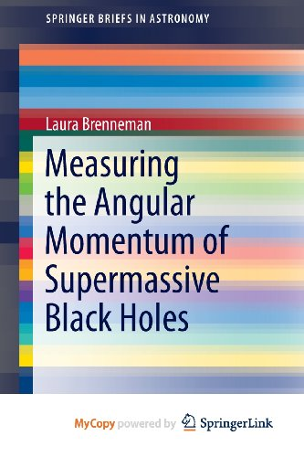 9781461477723: Measuring the Angular Momentum of Supermassive Black Holes