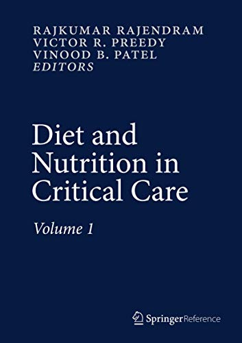 Diet and Nutrition in Critical Care (Hardcover)
