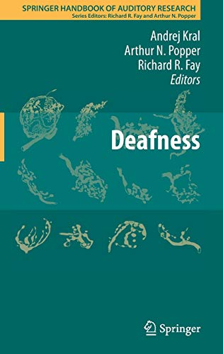 9781461478393: Deafness (Springer Handbook of Auditory Research)