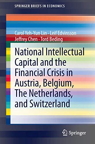 National Intellectual Capital and the Financial Crisis: Lin, Carol Yeh-Yun,