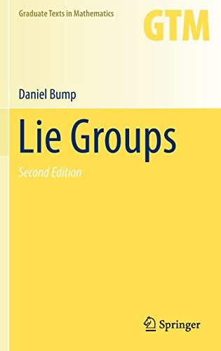 9781461480235: Lie Groups (Graduate Texts in Mathematics)