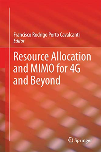 9781461480563: Resource Allocation and Mimo for 4g and Beyond