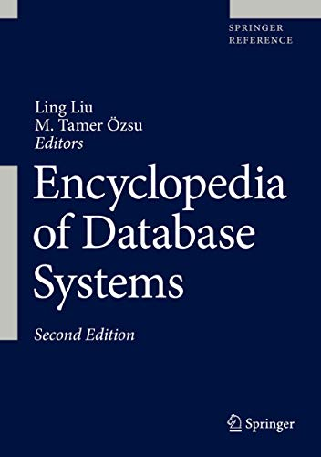 9781461482666: Encyclopedia of Database Systems