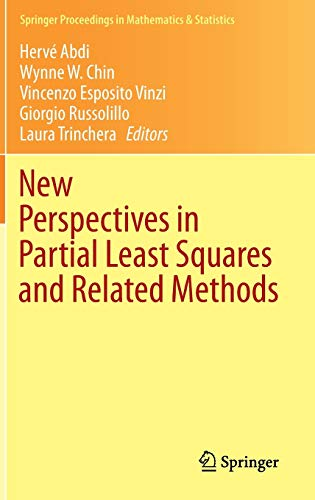 9781461482826: New Perspectives in Partial Least Squares and Related Methods (Springer Proceedings in Mathematics & Statistics)