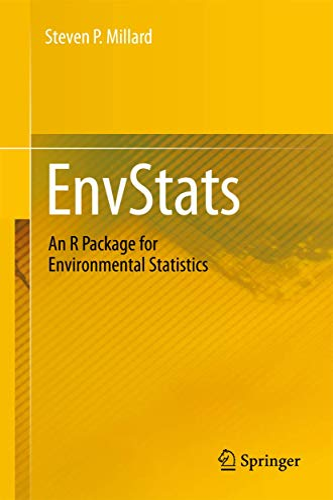 Envstats: An R Package for Environmental Statistics: Millard, Steven P.