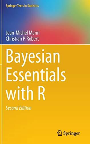 Bayesian Essentials with R (Hardback): Jean-Michel Marin, Christian Robert