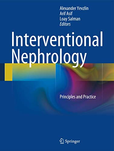 9781461488026: Interventional Nephrology: Principles and Practice