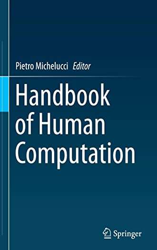 9781461488057: Handbook of Human Computation