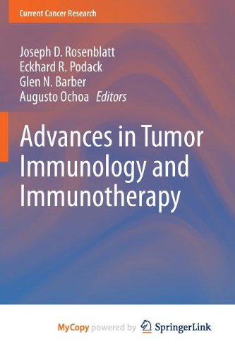 9781461488101: Advances in Tumor Immunology and Immunotherapy