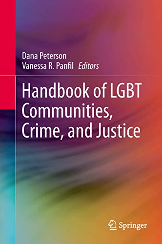 Handbook of Lgbt Communities, Crime, and Justice (Hardcover)