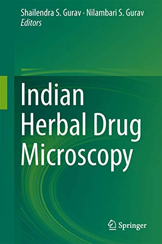 Indian Herbal Drug Microscopy: Springer