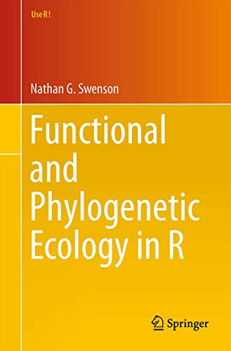 9781461495413: Functional and Phylogenetic Ecology in R (Use R!)