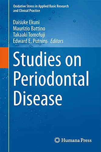 9781461495567: Studies on Periodontal Disease (Oxidative Stress in Applied Basic Research and Clinical Practice)
