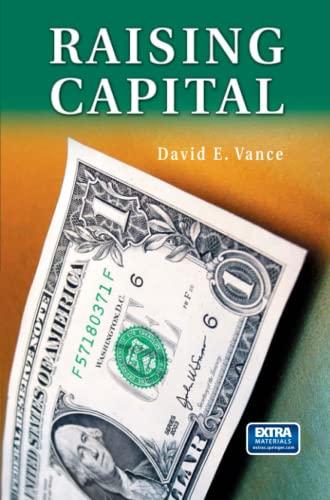 9781461498124: Raising Capital