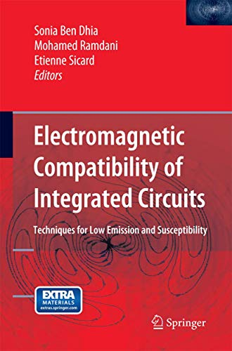 9781461498315: Electromagnetic Compatibility of Integrated Circuits: Techniques for low emission and susceptibility