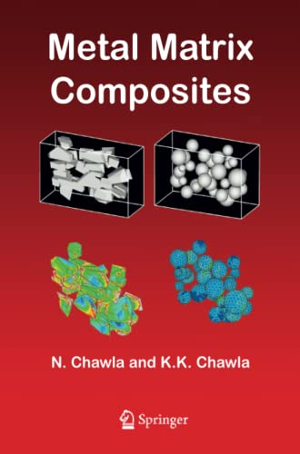9781461498438: Metal Matrix Composites