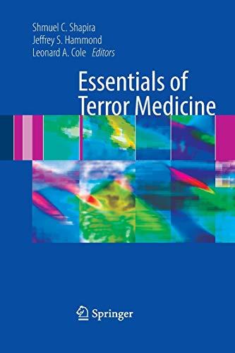 9781461498995: Essentials of Terror Medicine
