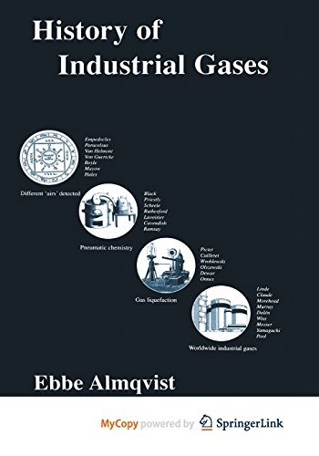 9781461501985: History of Industrial Gases