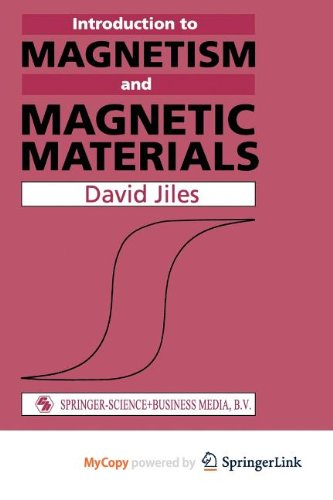9781461538691: Introduction to Magnetism and Magnetic Materials