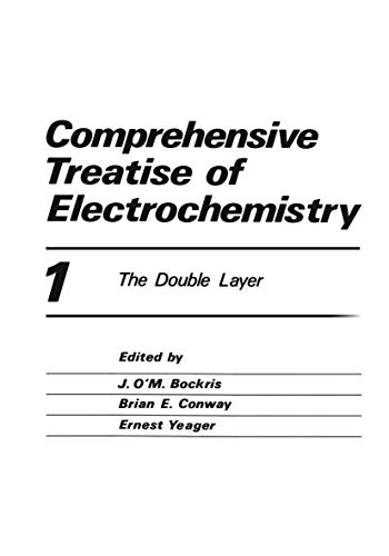 9781461566861: Comprehensive Treatise of Electrochemistry: The Double Layer