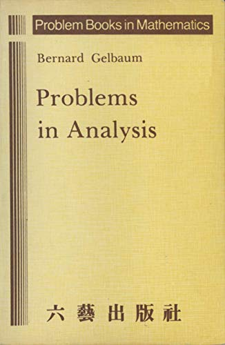 9781461576815: Problems in Analysis