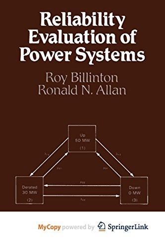 9781461577324: Reliability Evaluation of Power Systems