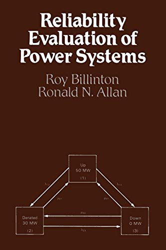 9781461577331: Reliability Evaluation of Power Systems