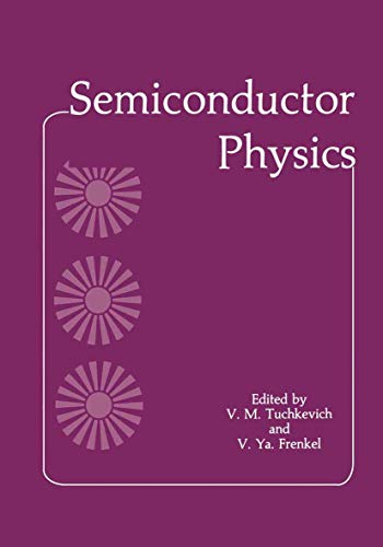 9781461578420: Semiconductor Physics