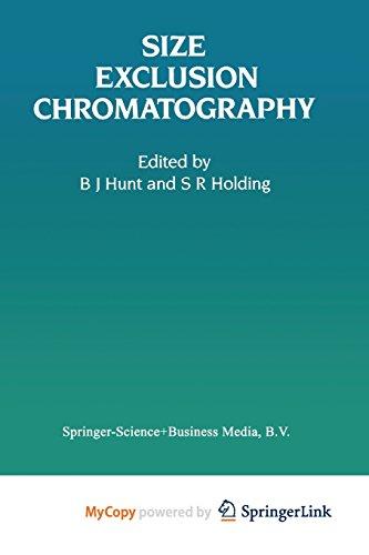 9781461578628: Size Exclusion Chromatography