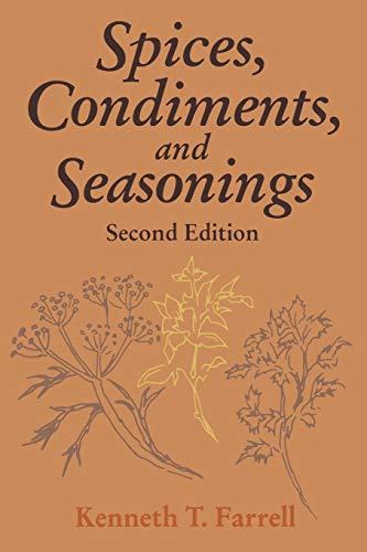 9781461579007: Spices, Condiments and Seasonings