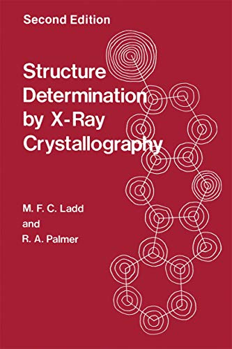 9781461579410: Structure Determination by X-Ray Crystallography