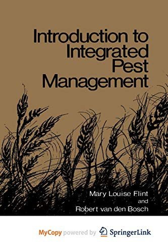 9781461592136: Introduction to Integrated Pest Management