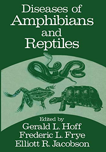 9781461593935: Diseases of Amphibians and Reptiles