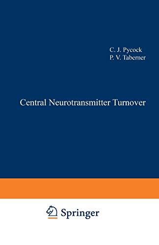 9781461597803: Central Neurotransmitter Turnover