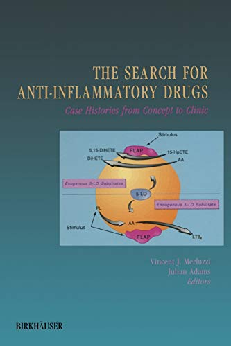 9781461598480: The Search for Anti-Inflammatory Drugs: Case Histories from Concept to Clinic