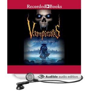 9781461834045: Vampirates Immortal War -- Unabridged CDs