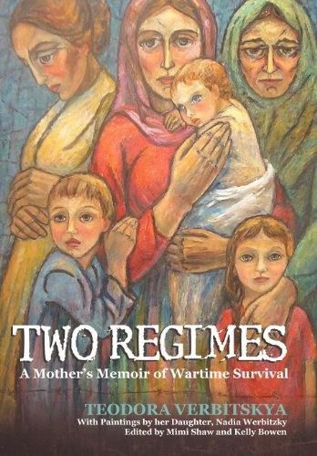9781462007615: Two Regimes: A Mother's Memoir of Wartime Survival