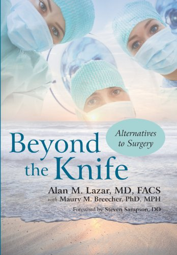 9781462017683: Beyond the Knife: Alternatives to Surgery