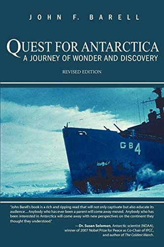 9781462021215: Quest for Antarctica: A Journey of Wonder and Discovery