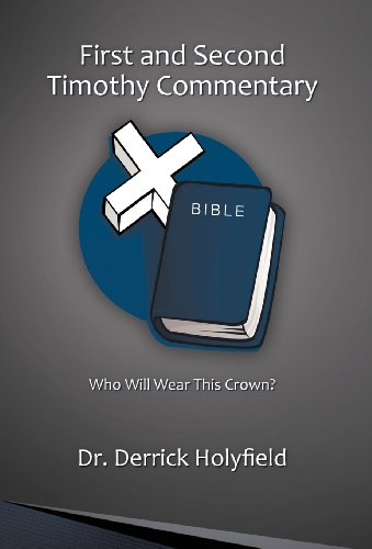 9781462053575: First and Second Timothy Commentary: Who Will Wear This Crown?