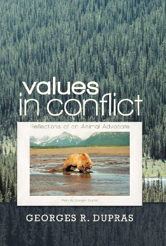 9781462053872: Values in Conflict: Reflections of an Animal Advocate
