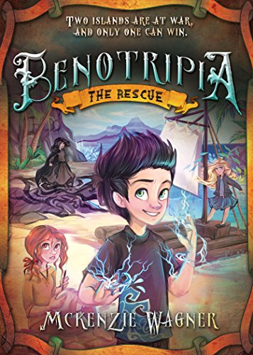 9781462110148: Benotripia: The Rescue