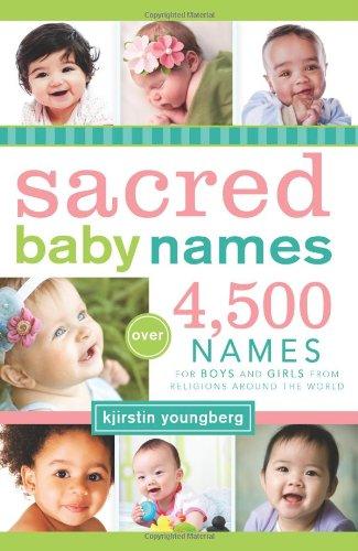 9781462110247: Sacred Baby Names