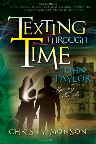 9781462110841: John Taylor and the Mystery Puzzle (Texting Through Time)